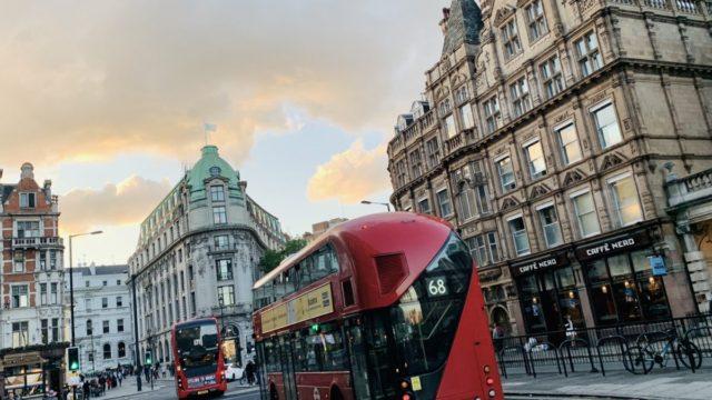 ロンドンフォローすべきInstagramアカウント